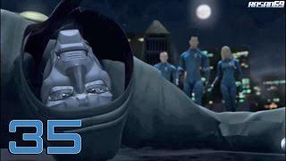 Fantastic Four (PC) 100% walkthrough part 35