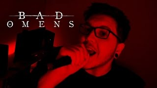bad omens f e r a l cover by robert matlock