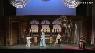 文化庁委託事業 平成25年度 次代の文化を創造する新進芸術家育成事業 オペラ公演『秘密の結婚』