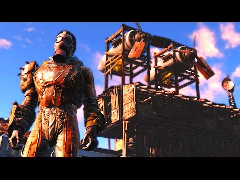 GIANT FORT OF AWESOME | Fallout 4 #4