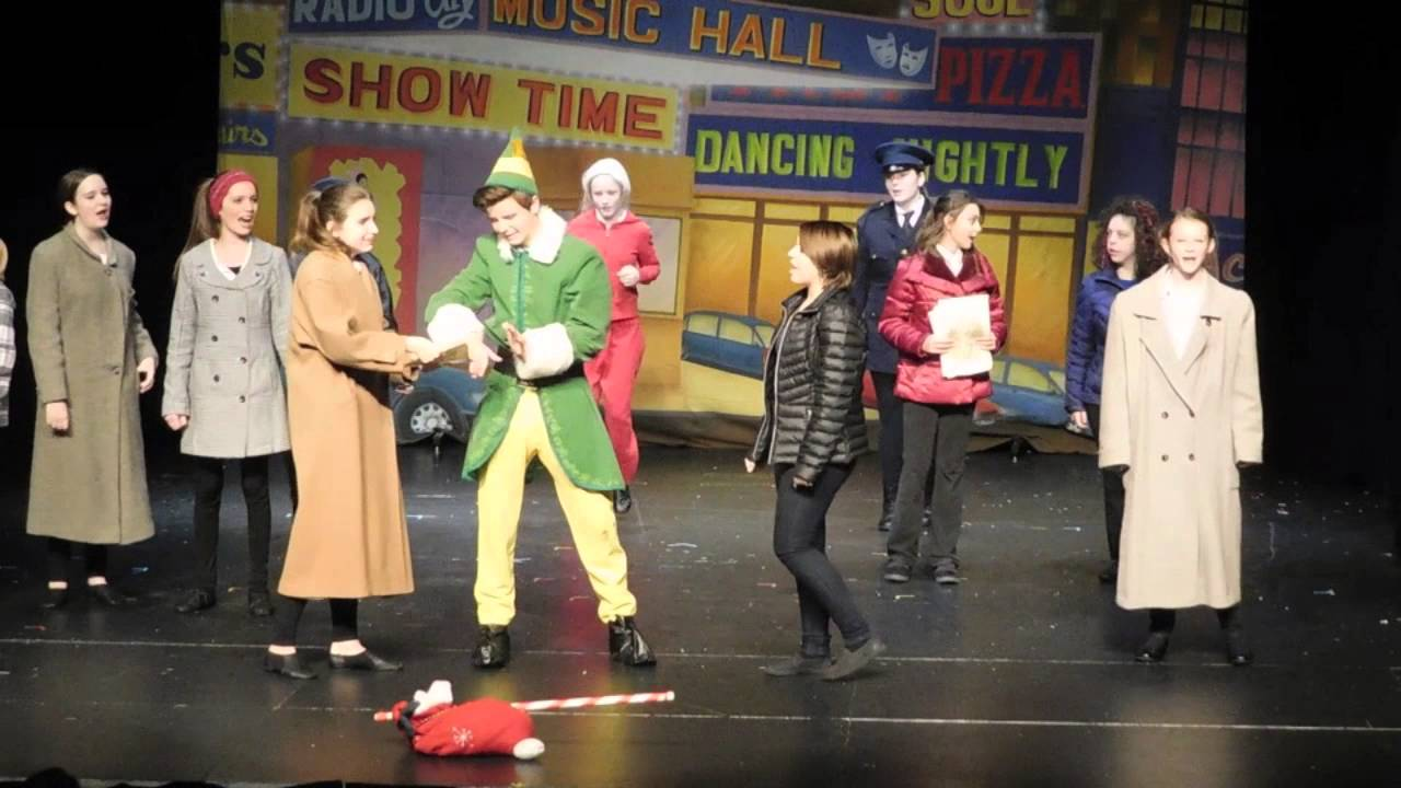 The Plays the Thing Productions/Elf Jr. the Musical