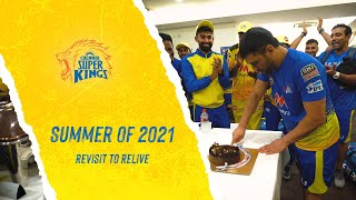 Summer of 2021 - A re-ride! Thirumbi Varuvom....