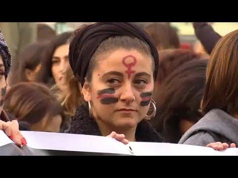 انتقاداتٌ لإيطاليا مصدرها المجلس الأوروبي لمنع ومكافحة العنف ضد المرأة …  - 21:00-2020 / 1 / 15