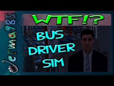 """The Broken """"Bus Driver Simulation"""" Game 