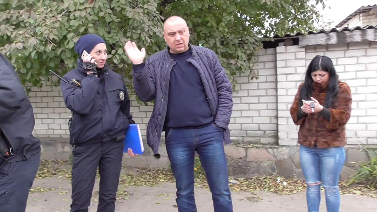 """Инспектор Житомирской таможни """"совершил наезд"""" на активиста Дорожного Контроля"""