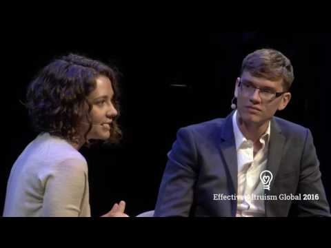 Doing Philanthropy Better | Cari Tuna and Will MacAskill | Effective Altruism Global