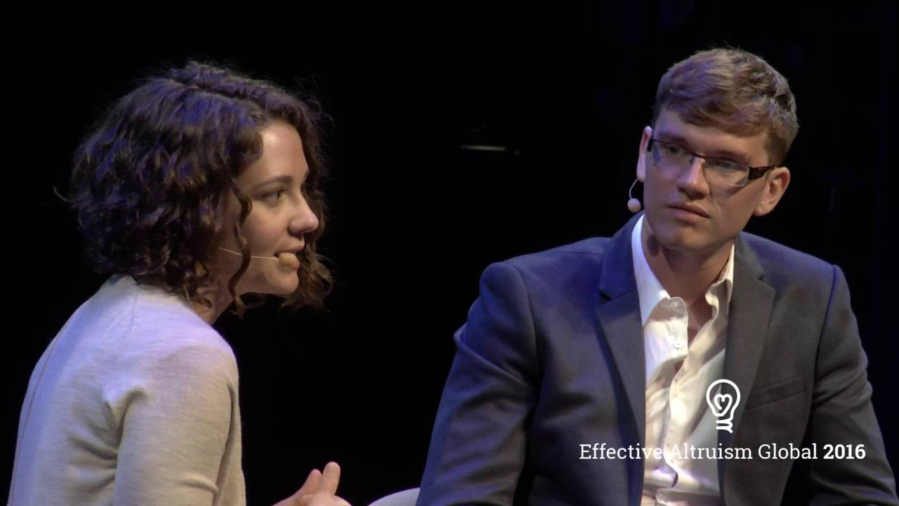 Doing Philanthropy Better | Cari Tuna and Will MacAskill | Effective ...