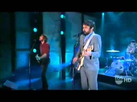 Peter Bjorn And John - Second Chance (Live on Conan O'Brien)