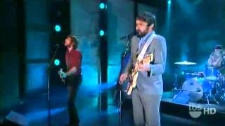 Peter Bjorn And John - Second Chance (Live on Conan O
