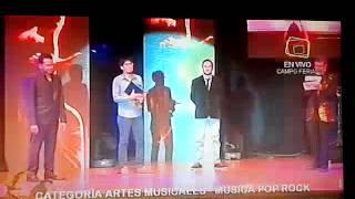 Premiación Premios Plurinacionales Eduardo Abaroa