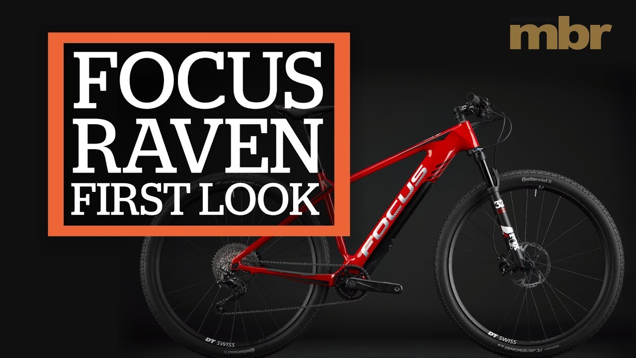 e43fafc9dec Focus Raven - The sexiest E-Bike so far? | First Look | MBR - YouTube