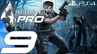 Resident Evil 4 (PS4) - Professional Gameplay Walkthrough Part 9 - U-3 Boss & Krauser Boss