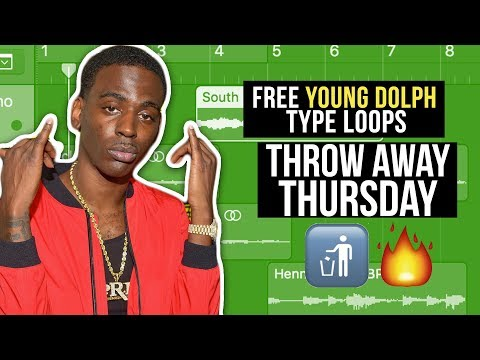Free Young Dolph Loop Pack | 5 Free Loops to Flip (Throwaway Thursday)