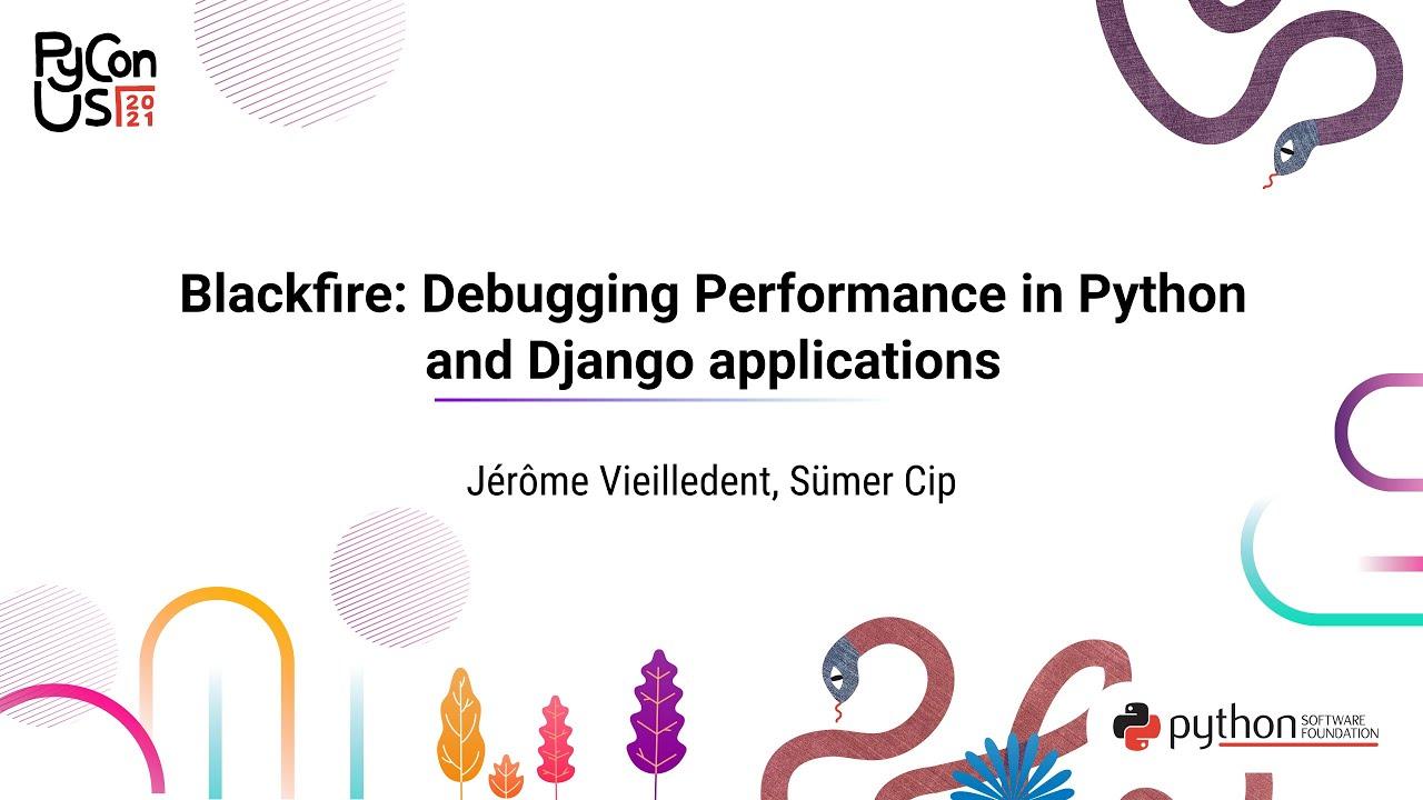 Image from Blackfire sponsor workshop: Debugging Performance