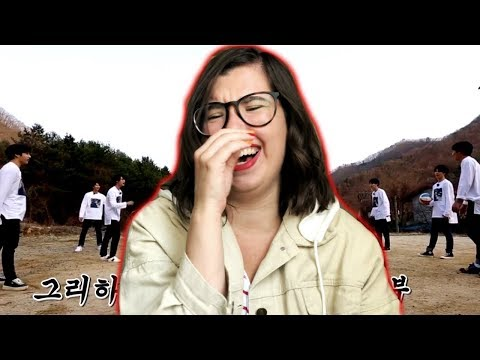[BTS REACTION] Run Bts 54