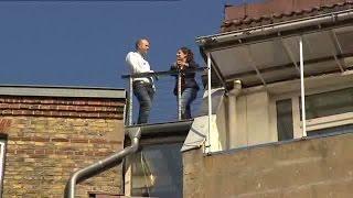 Das schmalste Wohnhaus Deutschlands