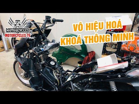 Video 255: Honda AB 125 Khoá Thông Minh Và Các Nguyên Nhân Làm Xe Không Khởi Động | Motorcycle TV