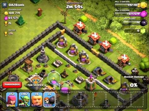 Clash of Clans Attack!#1