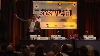 EHT: A Planetary Effort to Photograph a Black Hole (SXSW 2019 Panel)