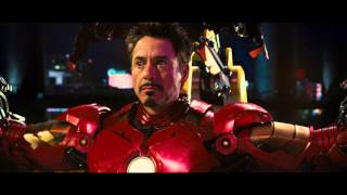 Железный человек 2 - Трейлер