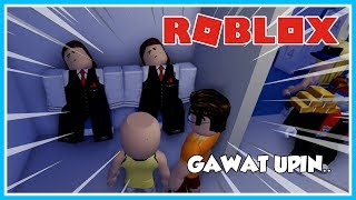GHOST FIGHTER! -ROBLOX UPIN IPIN