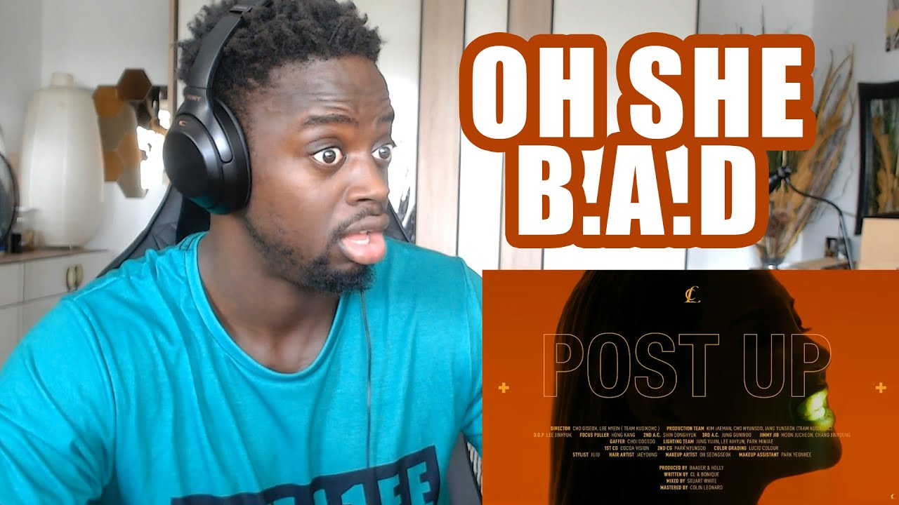Download CL +POST UP+ (Official Intro Video) REACTION