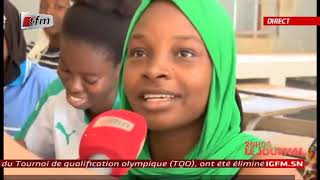 REPLAY - JT Français 20h - Pr : CHEIKH TIDIANE DIAHO - 22 Février 2020