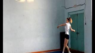 Элементы Лёгкой атлетики - Бросок