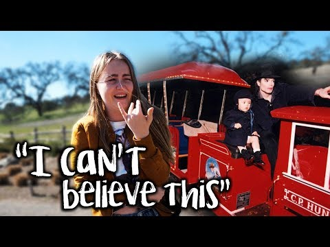 MJ Fan visits NEVERLAND | The TRUTH About Michael Jackson -  #ReturningToNeverland