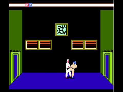 Karateka (NES) in 6:48