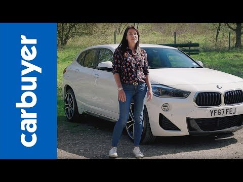 BMW X2 SUV 2018 in-depth review - Carbuyer