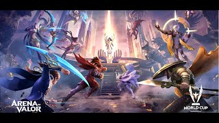 Arena of Valor World Cup 2019 Semifinals