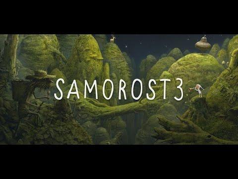 Игра Саморост (скачать Samorost 1, 2, 3)