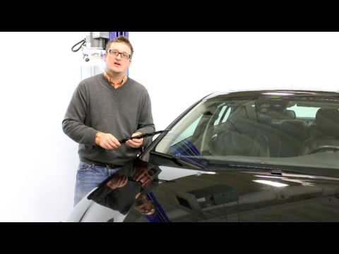 IPD Volvo - Wiper Identification and replacement