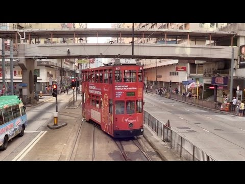 Hong Kong Tramway POV Timelapse EXCLUSIVE!  香港電車