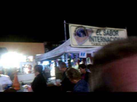 San José del Cabo food festival.