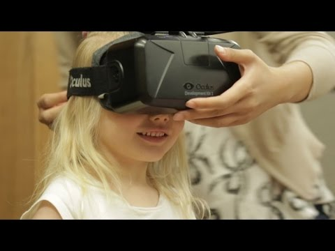 Stanford studies virtual reality, kids, and the effects of m