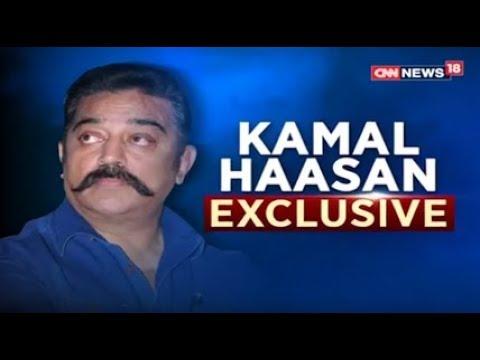 Kamal Haasan Exclusive Interview | CNN News18