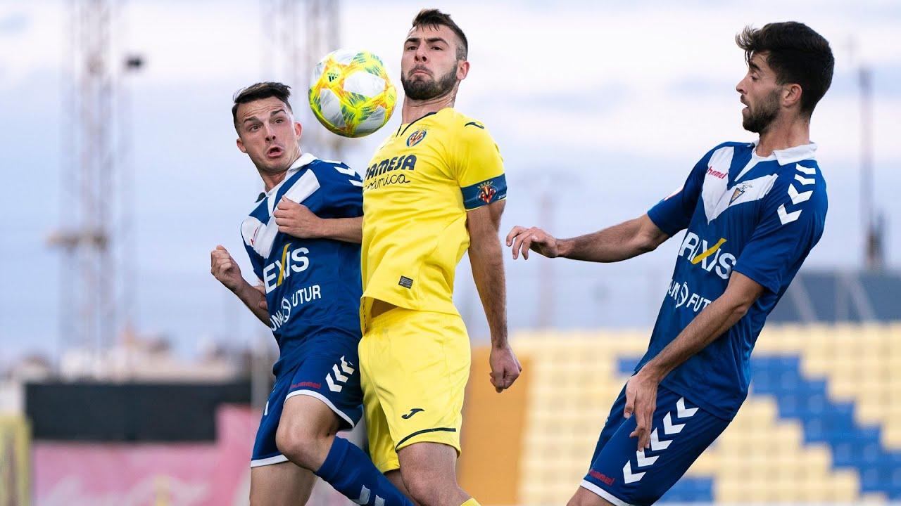 Resumen Villarreal B 0-0 CF Badalona