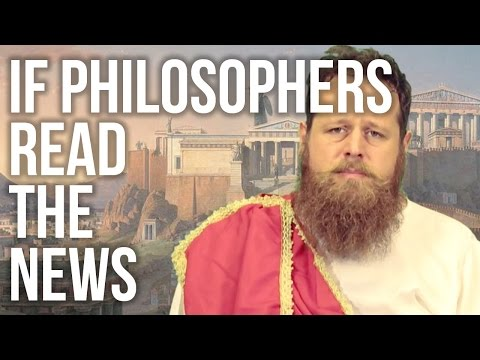 If Philosophers Read the News