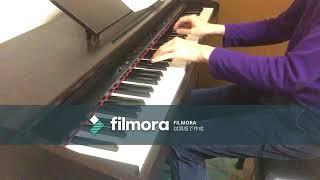 Wondershare Filmoraで仕上げた作品 こんばんは。 「アンナチュラル」より、「Lemon」を 弾きました。 楽譜は、以下のぷりんと楽譜を使用しました...