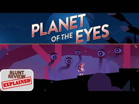 Blunt Review: Planet of the Eyes