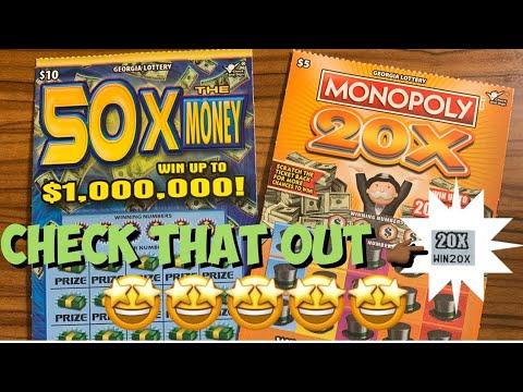 Awesome Win! ⭐️ Georgia Lottery