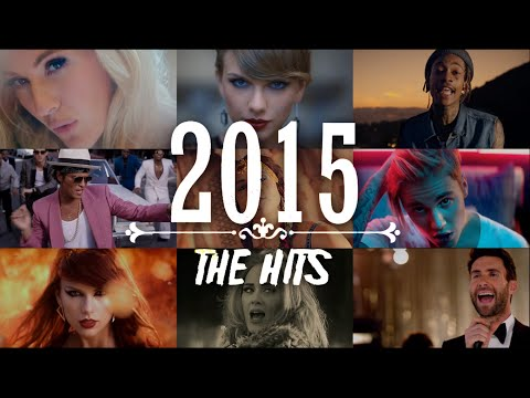 HITS OF 2015 –  Mashup  +100 Sgs T10MO