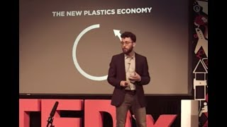 Rethinking the future of plastics | Michiel De Smet | TEDxLSE