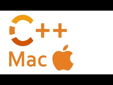 How to Setup C++ on Mac