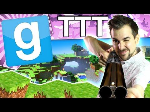 MINECRAFT FPS | Gmod TTT