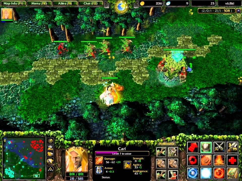 dota guide invoker 6 81d how to combo skill invoker with eul