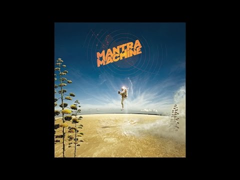"Mantra Machine ""Nitrogen"" (Full Album) 2014 Instrumental Stoner/Space Rock"