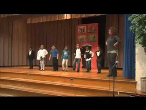 """""""This Jazz Man"""" From Parkview Elementary Pre-K"""